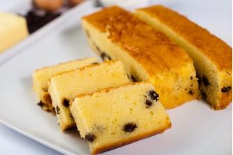 Sultanas (Raisins) Butter Cake